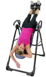 Inversion Table for Herniated Disc