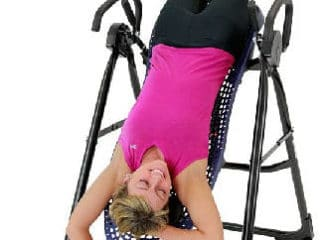 Inversion Table for Herniated Disc – Does it Work