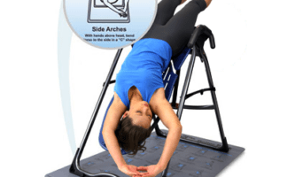 Inversion Table for Scoliosis – Does it really Work?