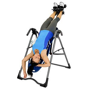 Inversion Table for Sciatica