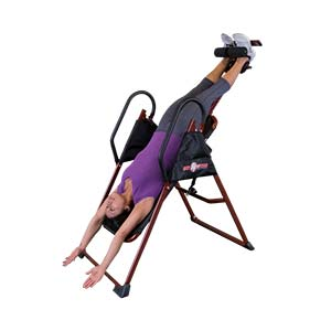 How to Use an Inversion Table for Neck Pain
