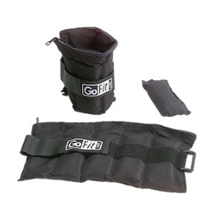 gofit adjustable ankle weights